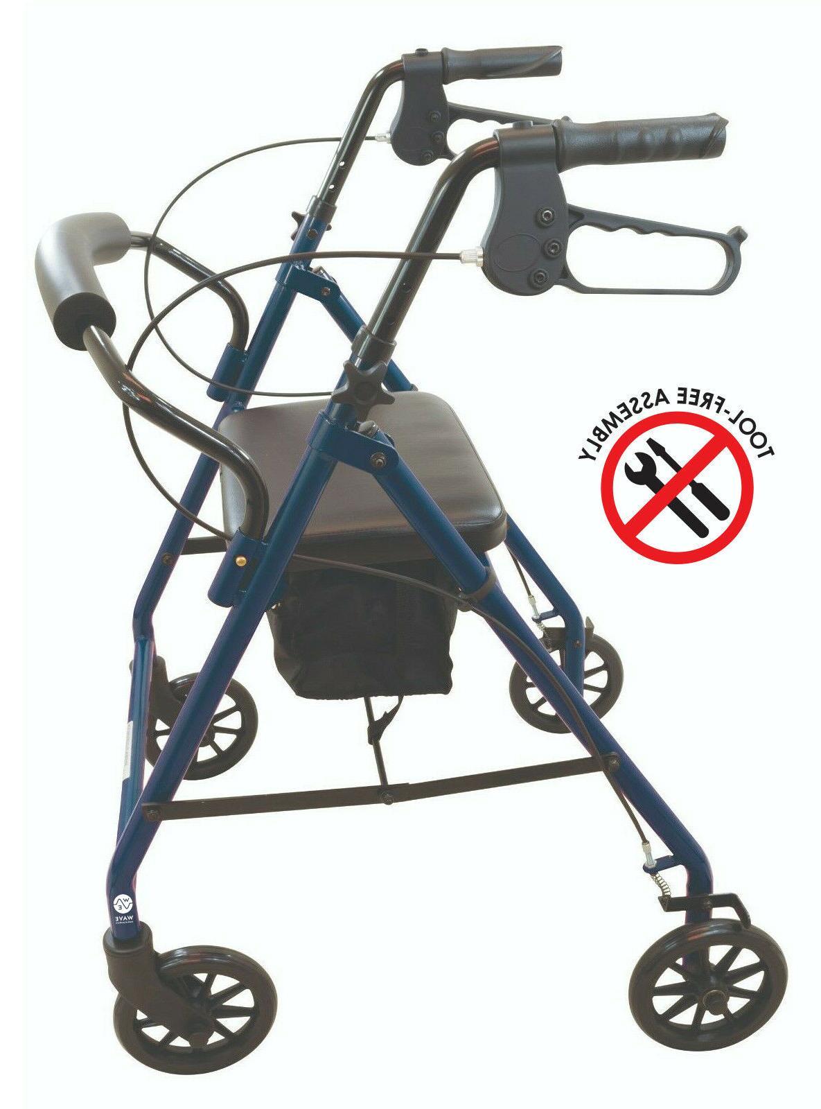 Premium Walker Medical Back Seat