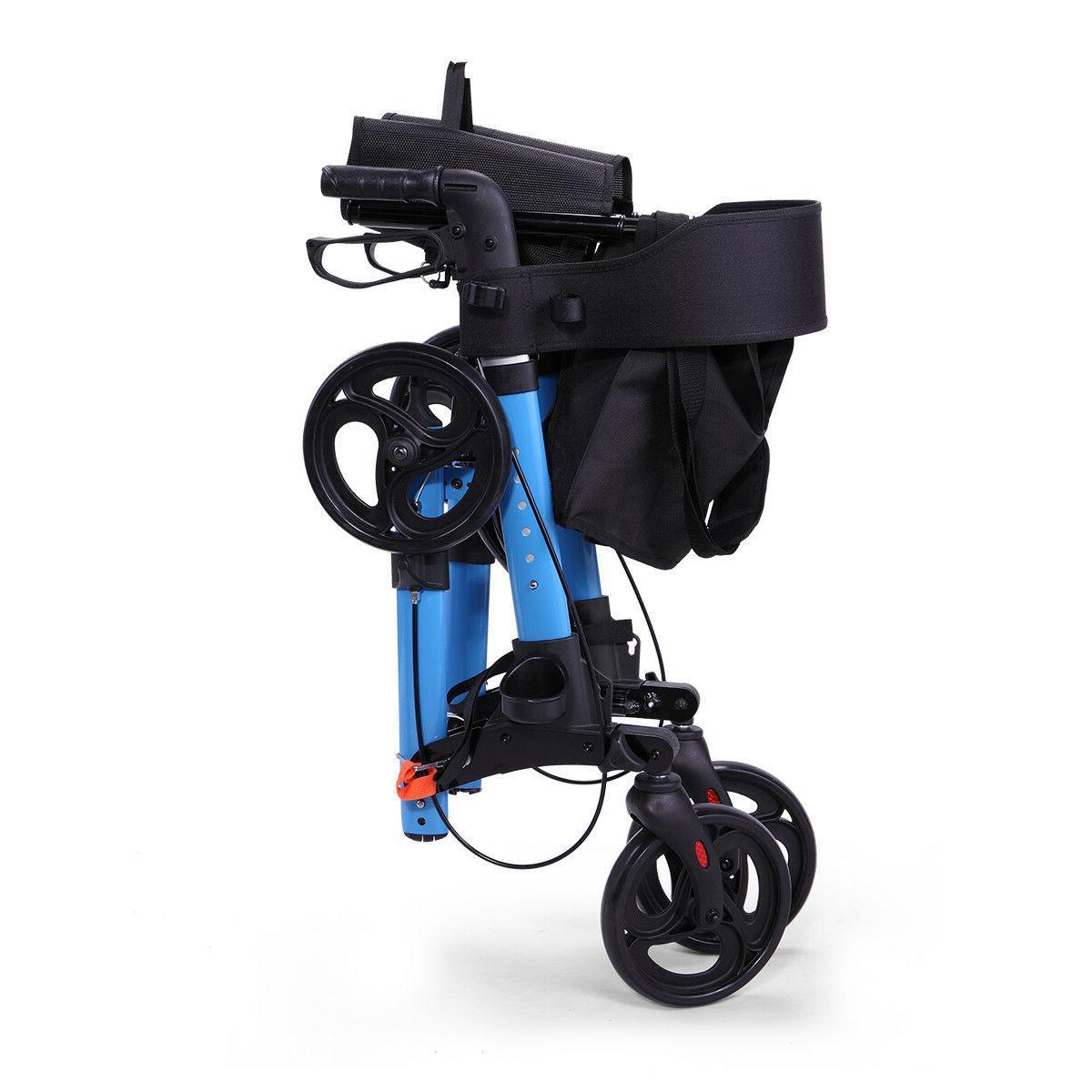 Rollator Wheel Brake
