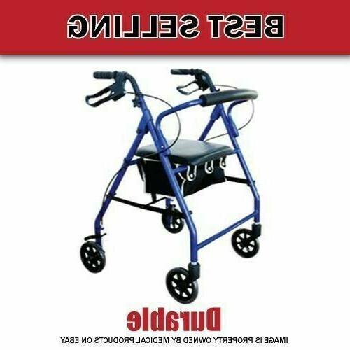 lightweight aluminum cardinal6rollator foldable walker with