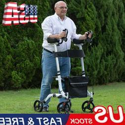 OEM WALKER Upright Rollator Walker Euro Style Stand Up Walki